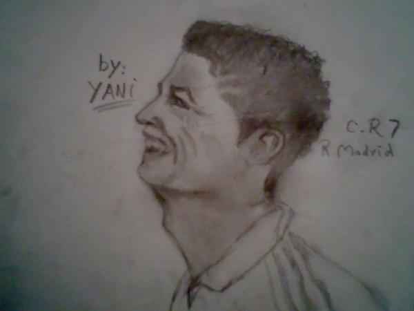 Cristiano Ronaldo by GAYA